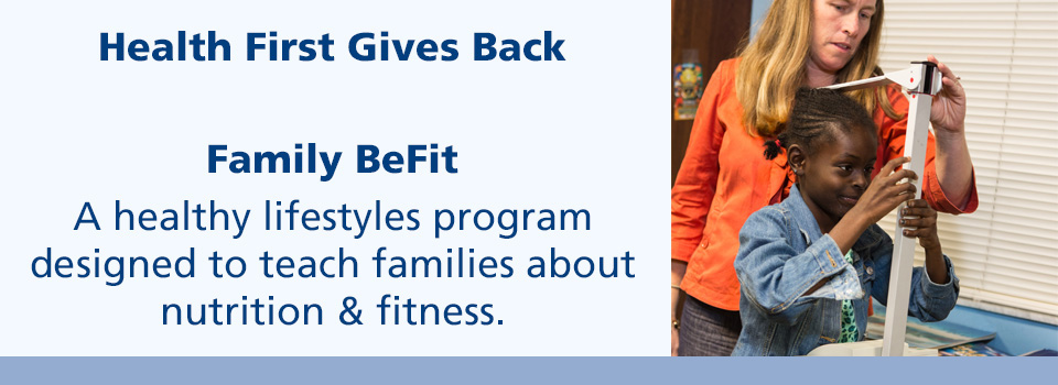 Family BeFit Program