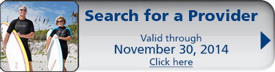 Search for a Provider - Florida Hospital Care Advantage Plan - Valid through Nov. 30 2014