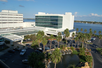 Cape Canaveral Hospital in Cocoa Beach, Florida