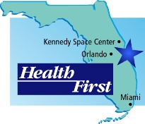 Map of Health First location