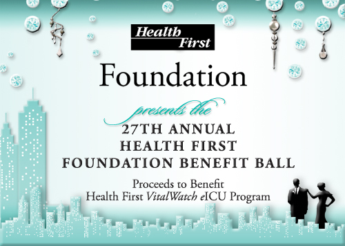 Health First Foundation presents 27th Annual Health First Foundation Benefit Ball- Proceeds to Benefit VitalWatch eICU Program