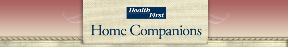 Health First Home Companions