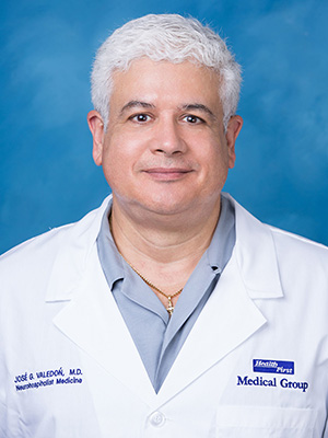 José Gaspar Valedon, MD | Neurohospitalist | Health First Medical Group