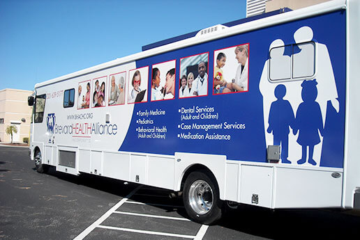 Brevard Health Alliance Mobile Clinic