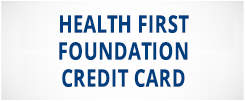 Health First Foundation Credit Card